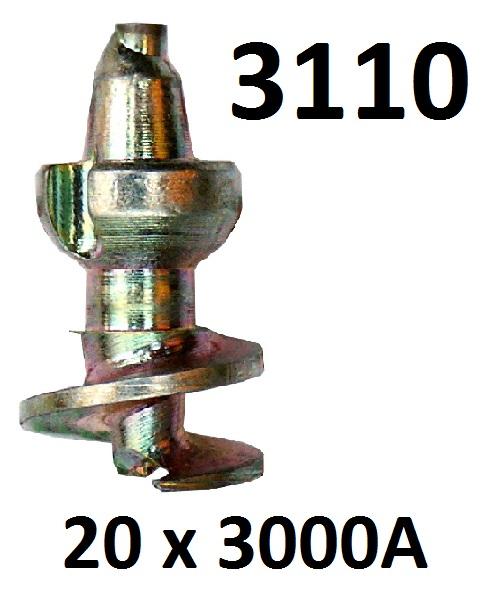 BestGrip 3110 Påfyllning av sats 3010