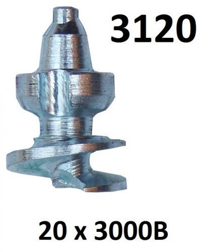 BestGrip 3120 Påfyllning av sats 3020