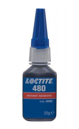 Loctite 480 med liten pip