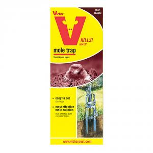 Victor®Plunger Style Mole Trap