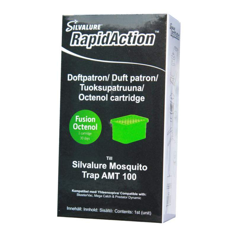 Silvalure RapidAction Doftpatron