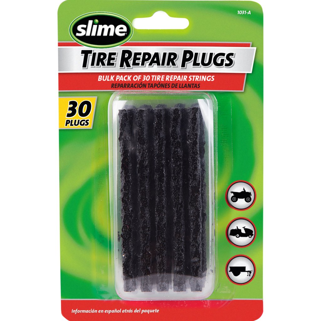 Slime Tätningspluggar till Reparationssats