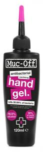 Muc-Off Antibakteriell Alcogel, 120 ml