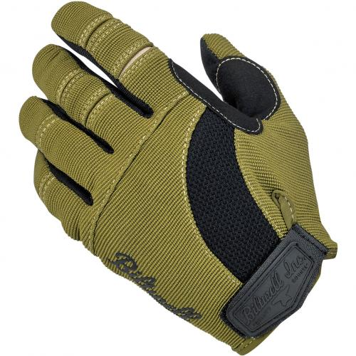 Biltwell Moto MC-Handskar, Olive