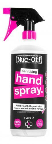 Muc-Off Handdesinfektionsspray, 750 ml