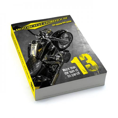 Motorcycle Storehouse Katalog 2018 Vol.13