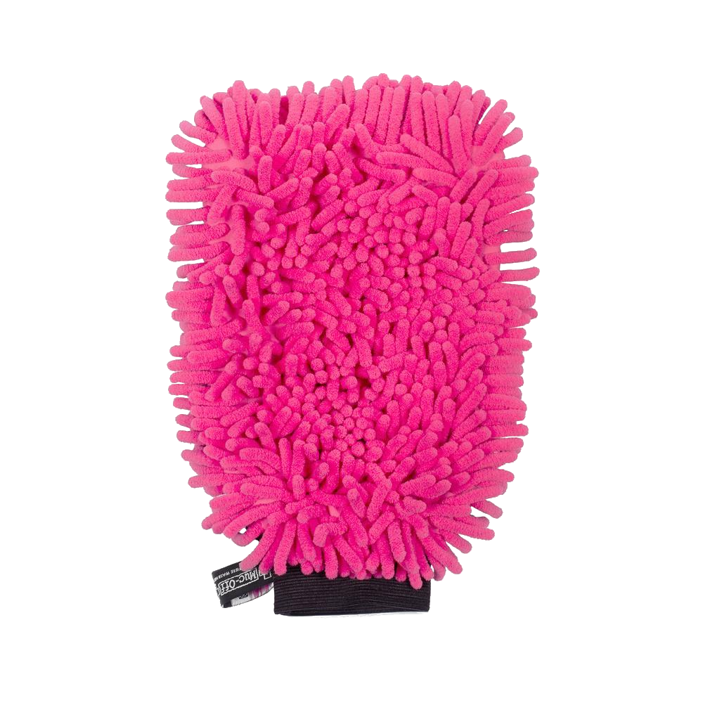 Muc-Off 2-1 Mikrofiber Tvätthandske