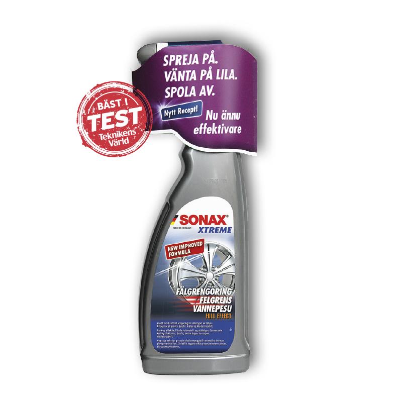 Sonax Xtreme Fälgrengöring, 500 ml