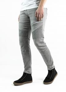 John Doe Rebel Jeans Ljusgrå med Kevlar®