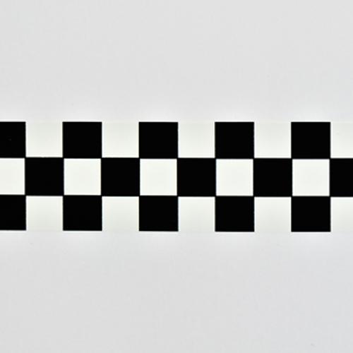 Davida Rutig Tejp, Svart/Vit