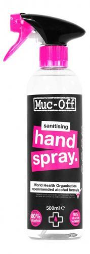 Muc-Off Handdesinfektionsspray, 500 ml