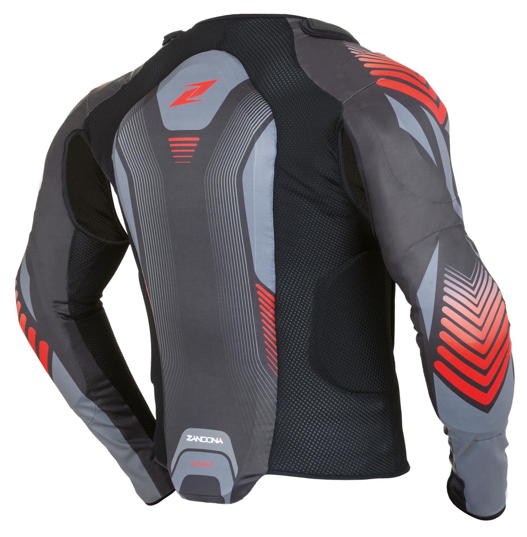 Omtyckta Skönaste Motorcykel skyddsjackan med Level 2 skydd OG-97