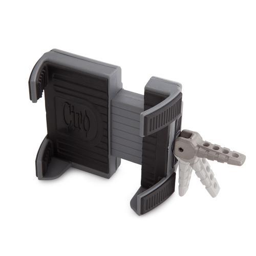 Ciro Smartphone/GPS Hållare Med USB, Svart