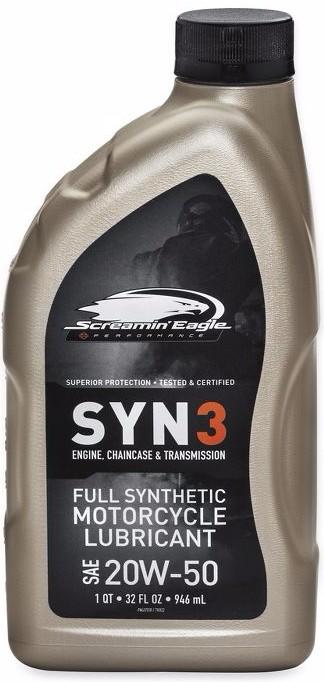 HD SYN3 Olja 20W/50, 1L