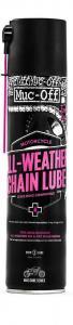 Muc-Off All-Weather Kedjespray, 400 ml