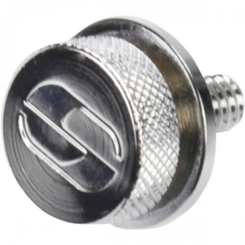 """Saddlemen Sadelskruv 1/4""""-20 till H-D, Aluminium"""
