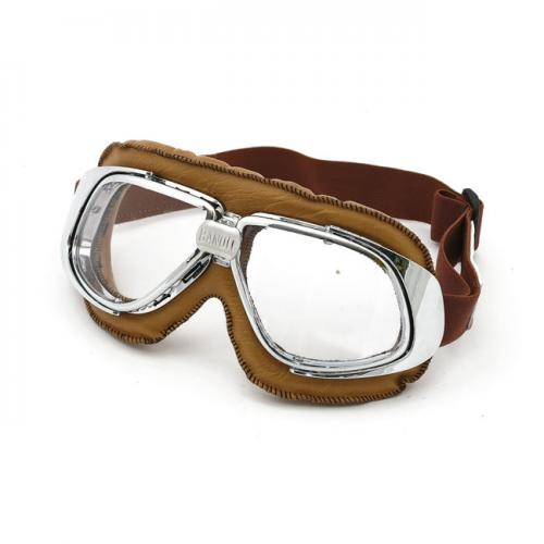 Bandit Classic Goggle Brun/Klar