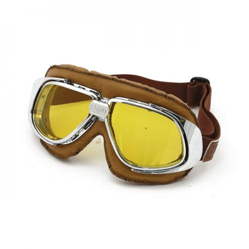 Bandit Classic Goggle Brun/Gul