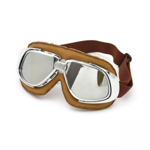 Bandit Classic Goggle Brun/Silver Spegelglas