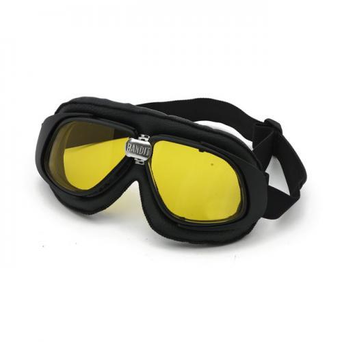 Bandit Classic Goggle Svart/Gul