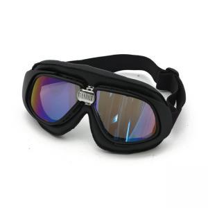 Bandit Classic Goggle Svart/Iridium Spegelglas