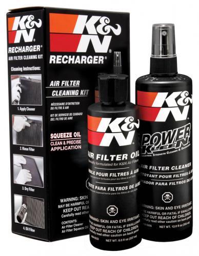 K&N Recharger Luftfilter Service Kit