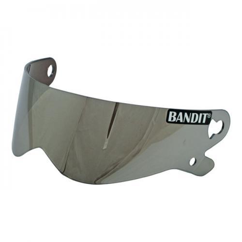 Bandit XXR Visir, Silver Mirror