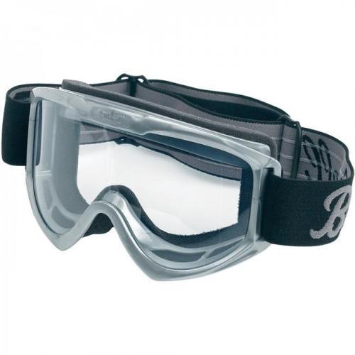 Biltwell Moto Goggle Grå