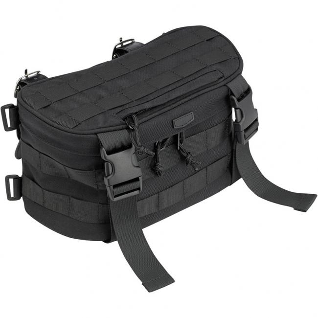 Biltwell Väska EXFIL-7, Svart