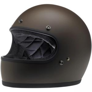 Biltwell Gringo Matt Chocolate