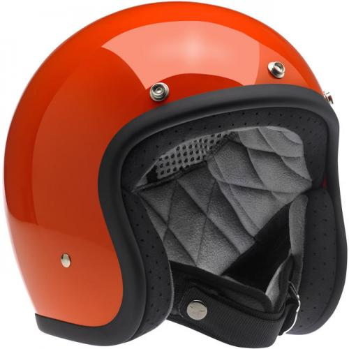 Biltwell Bonanza - Hazard Orange