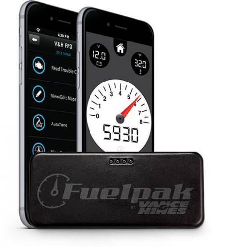 Vance & Hines Fuelpak FP3 till 11-20 HD (6-PIN)