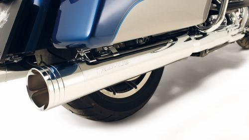 Remus SC17 Adjustable Exhaust system - Touring 2017- Euro 4 Chrome