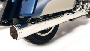 Remus ACS SC17 Justerbart Avgassystem - Harley Davidson Touring 2017- Euro 4 Krom
