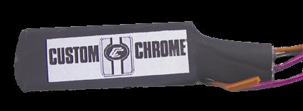 Custom Chrome Blinkers Load Equalizer