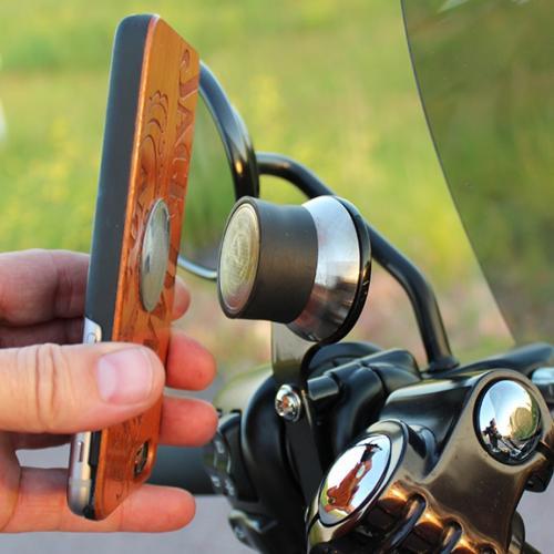 Klock Werks HD iO BAR KROM FLH passar alla mod från 96+ (Ej Street)