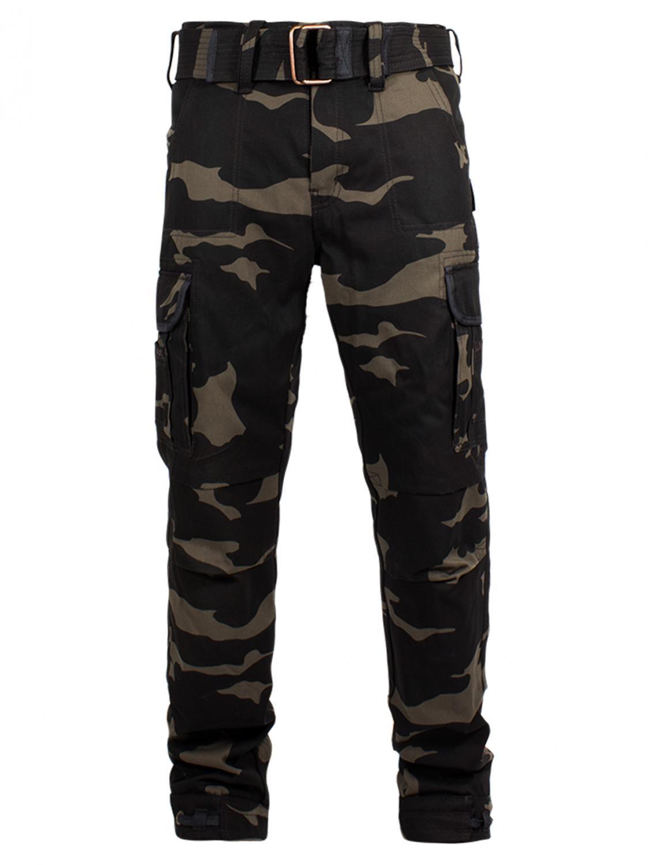 John Doe Cargo Regular Kamouflage med Kevlar ®