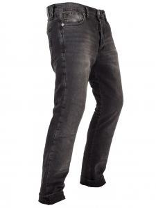 John Doe Ironhead Mechanix Jeans Svarta med Kevlar®