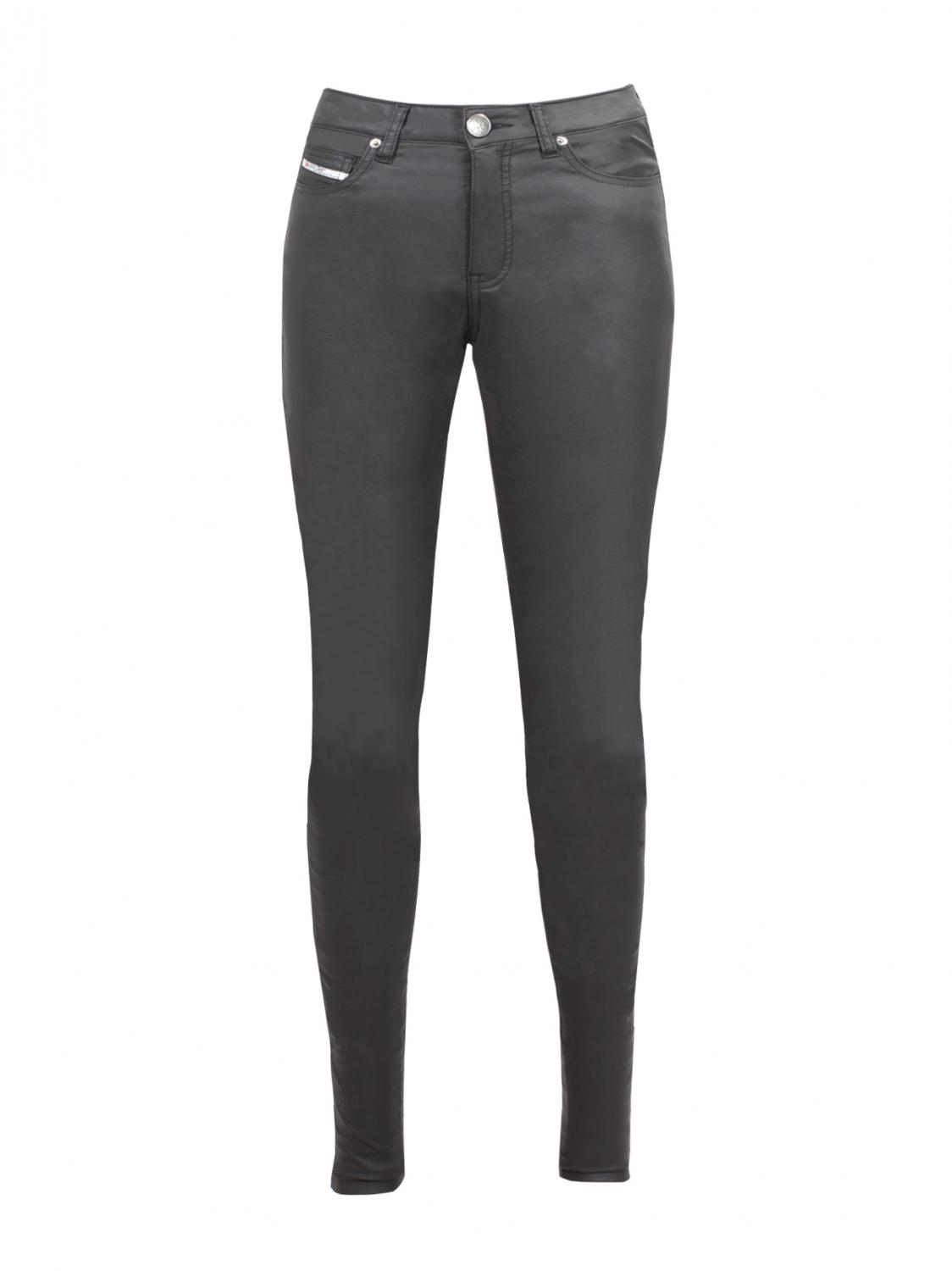 JOHN DOE BETTY JEGGINGS SVART MED KEVLAR®​