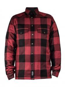 John Doe MOTO-kevlarskjorta, Röd