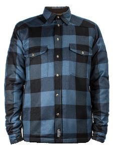 John Doe MOTO-kevlarskjorta, Blå