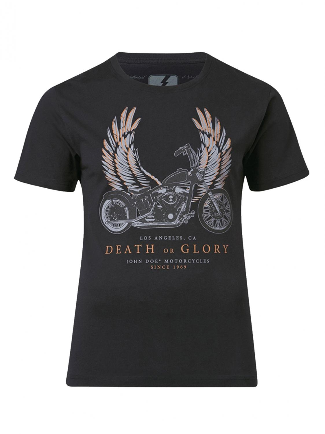 John Doe T-Shirt Wings
