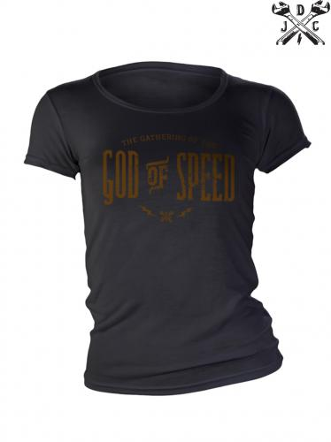 John Doe T-Shirt Dam - God Of Speed