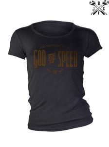 John Doe T-Shirt Dam - God Of Speed