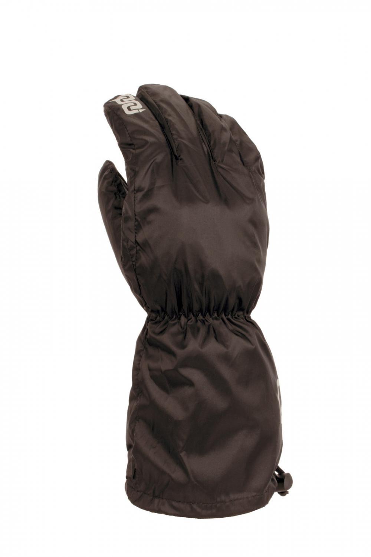 OJ Compact Vattentäta Handsköverdrag, Svarta