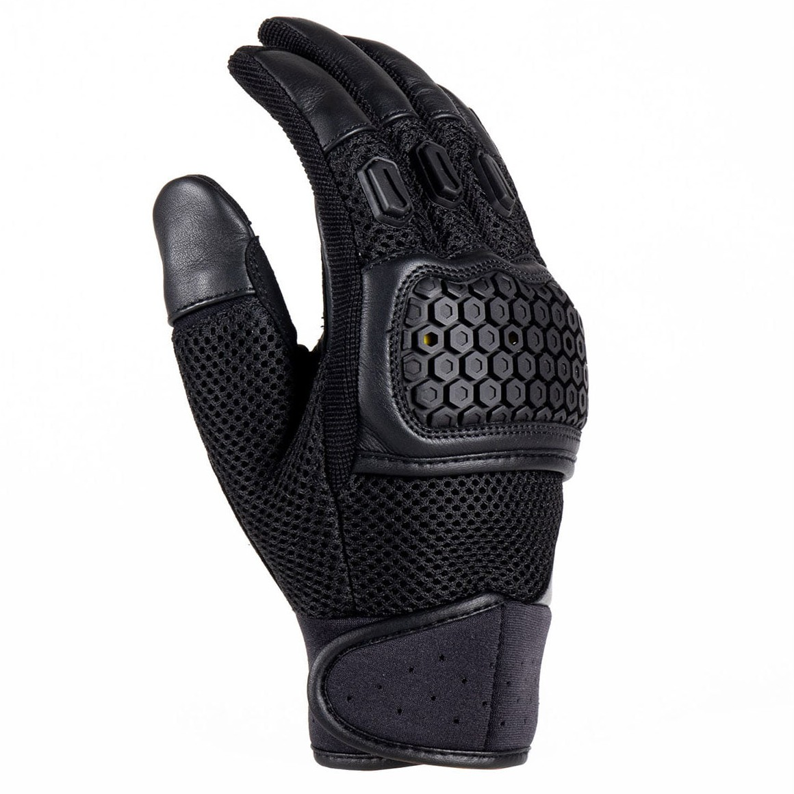 Knox Urbane Pro MC-Handskar, Svarta