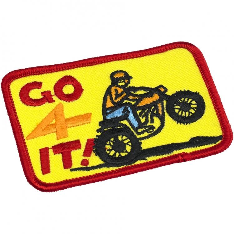 Biltwell Patch GO-4-IT