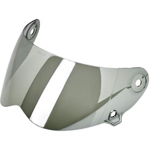 710056da Biltwell Lane Splitter Visor Chrome Mirror