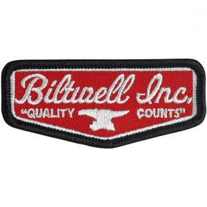Biltwell Patch Shield Röd