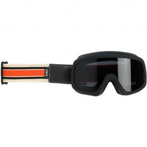 Biltwell Overland 2.0 Racer Goggle Svart C/O
